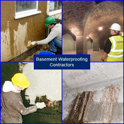Specialist Basement Waterproofing Contractor Selection