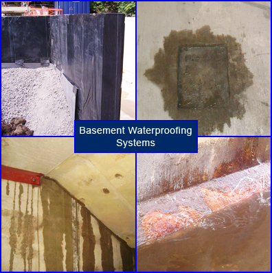 Systems for Basement Waterproofing